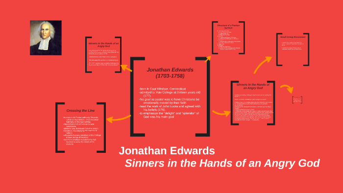 jonathan edwards personal narrative summary