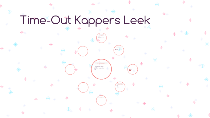 time-out kappers leekmay sutthison on prezi