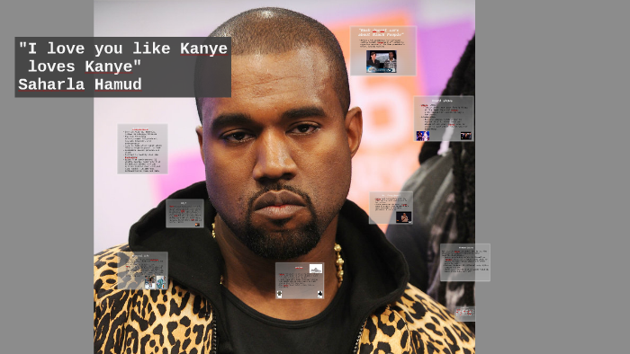 3f23d7628 Kanye West by Saharla Hamud on Prezi