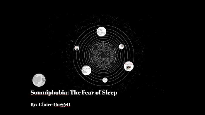 Somniphobia The Fear Of Sleep By Claire Huggett On Prezi Next