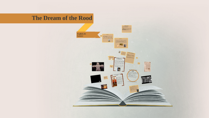 the dream of the rood poem summary