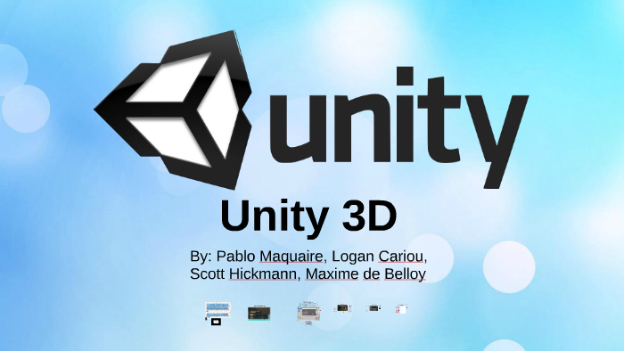 Unity 3D by Scott Hickmann on Prezi