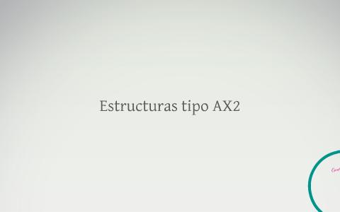 Estructuras Tipo Ax2 By Mario Martinez On Prezi