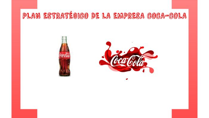 Copy Of Plan Estratégico De Coca Cola By Guillermo Martinez