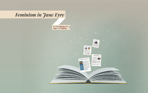 examples of feminism in jane eyre
