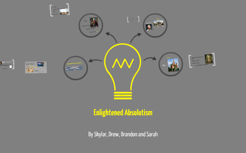 what is enlightened absolutism
