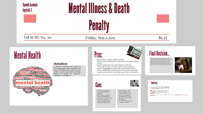 top 10 pros and cons death penalty procon org