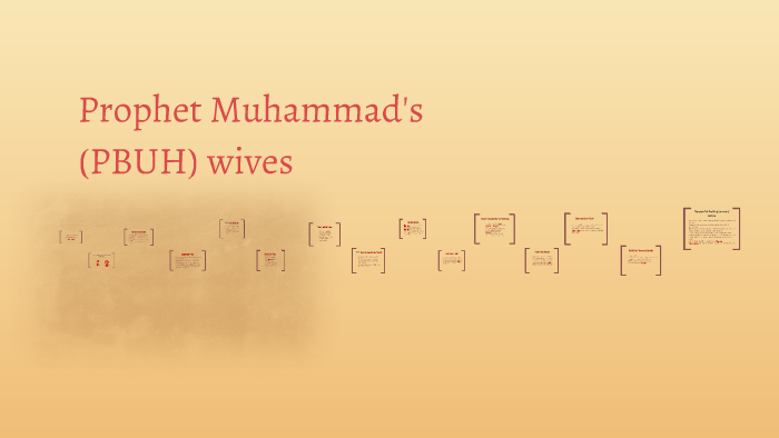 Prophet Muhammad (PBUH) wives
