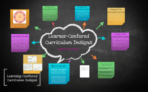 learner centered curriculum advantages