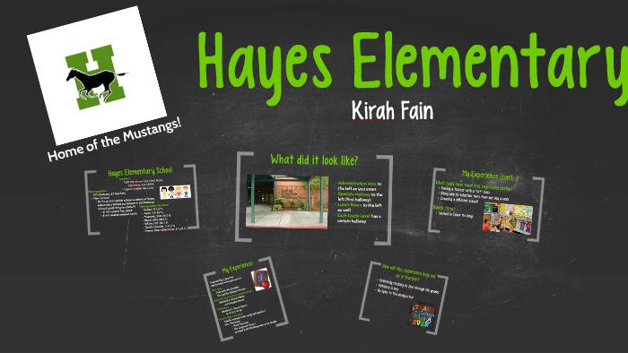 Hayes Elementary by Shakirah Fain on Prezi