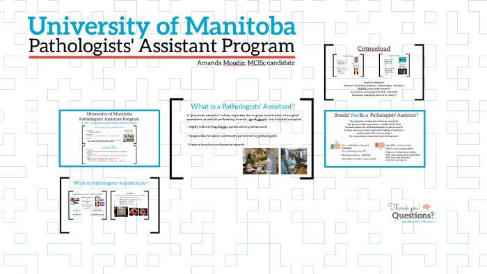 Pathologists Assistant Program by amanda moodie on Prezi