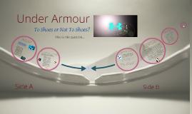 exótico efecto digestión  Under Armour Case Study by Diana Lewald