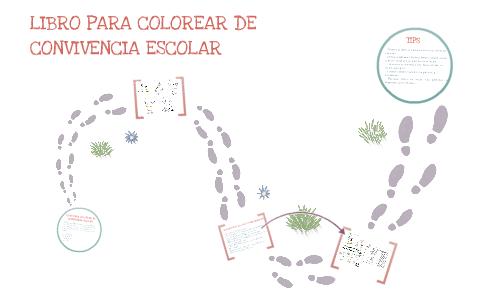 Induccion Libro Para Colorear De Convivencia Escolar By