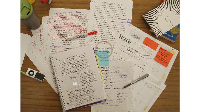 English upsr essay