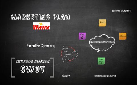 wawa competitive strategy