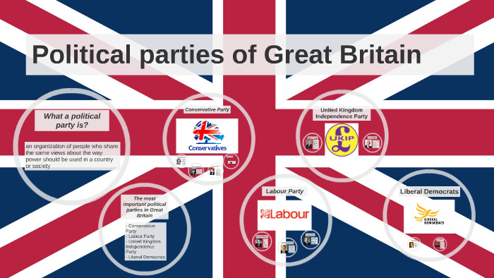 political parties in great britain