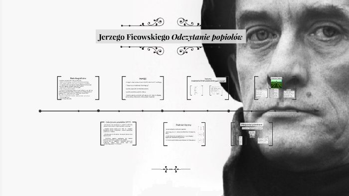 Jerzego Ficowskiego Odczytanie Popiołów By Maria Pawelczak