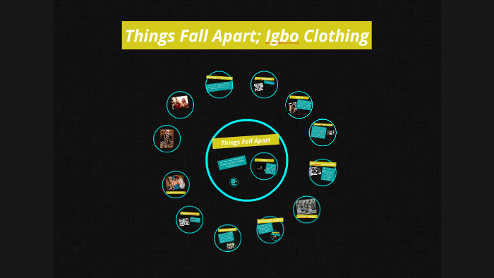 what is igbo in things fall apart