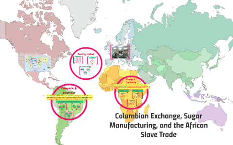 columbian exchange definition