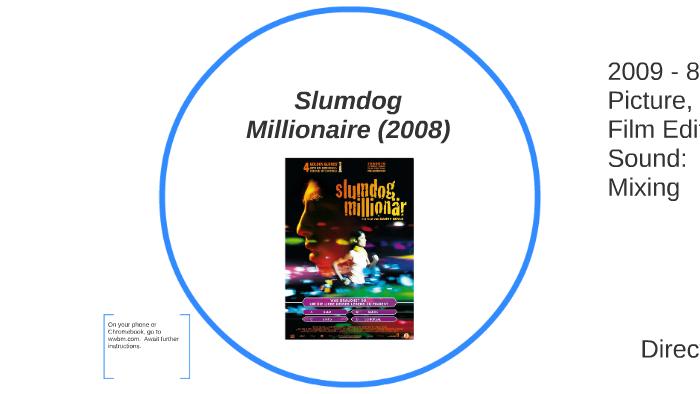 Slumdog Millionaire 2008 By Mark Jenkins