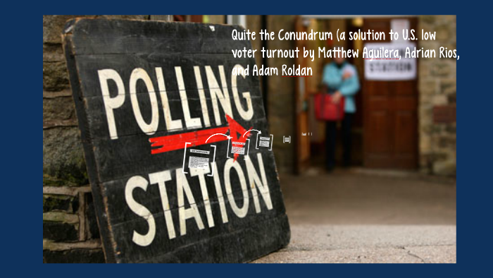 solutions to low voter turnout
