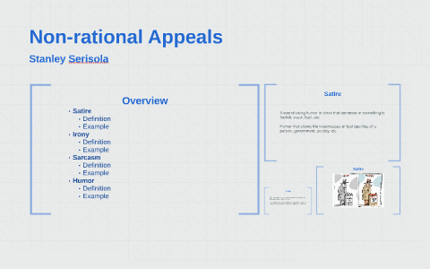 Non Rational Appeals By Stanley Serisola On Prezi