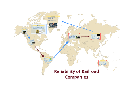 Reliabity of Railroad Companies by Daphne Woolridge on Prezi