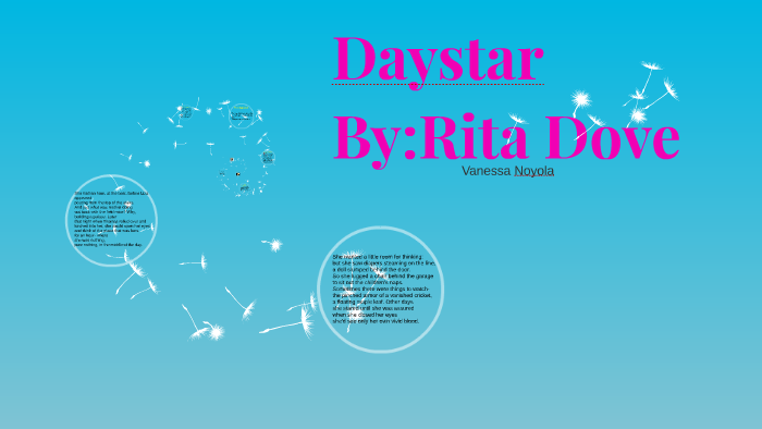 daystar poem