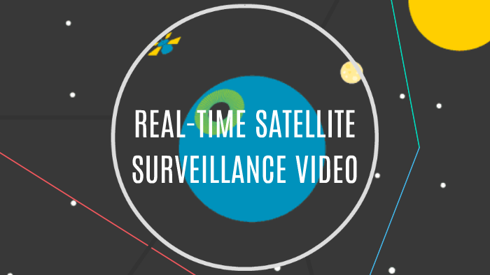REAL-TIME SATELLITE SURVEILLANCE VIDEO by Cheddar Brooklyn on Prezi
