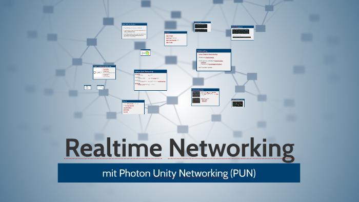 Photon Realtime Networking by jan birkmann on Prezi