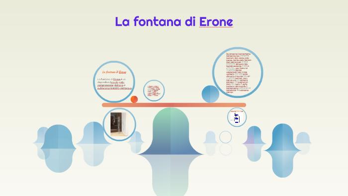 Fontana Di Erone.La Fontana Di Erone By Lorenzo Massa On Prezi