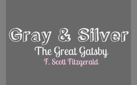 the great gatsby setting quotes and analysis