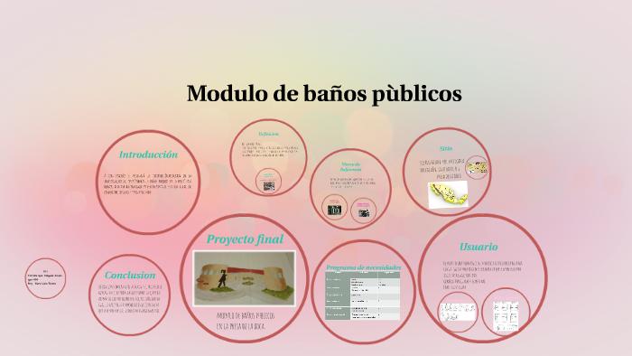 Modulo De Baños Publicos By Estrella Delgado Zavala On Prezi