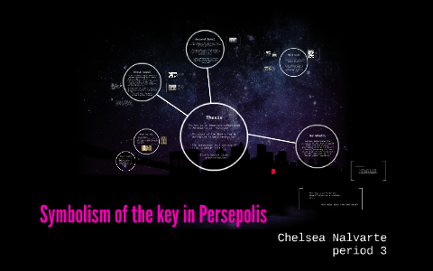 Symbolism Of The Key In Persepolis By Chelsea Nalvarte