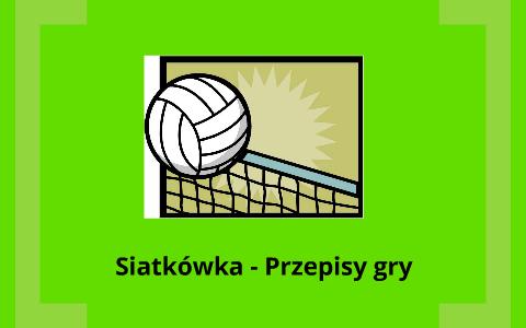 Znalezione obrazy dla zapytania: zasady i przepisy gry w siatkówkę