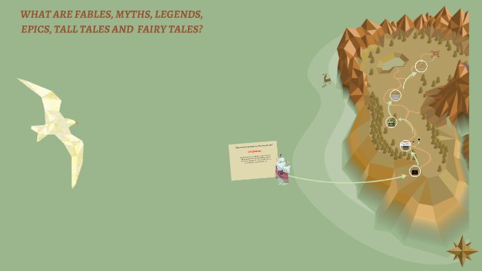 SHORTENED Fables, Myths, Legends, Epics, Tall Tales, and Fairy Tales