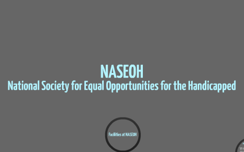 NASEOH by Kavita Natarajan on Prezi