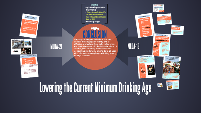would lowering the drinking age decrease binge drinking