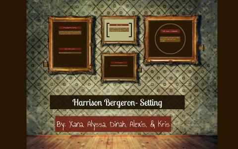setting in harrison bergeron