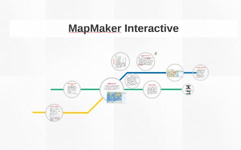 MapMaker Interactive by Katerina Virostko on Prezi on