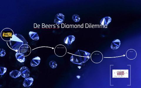 de beers diamond dilemma