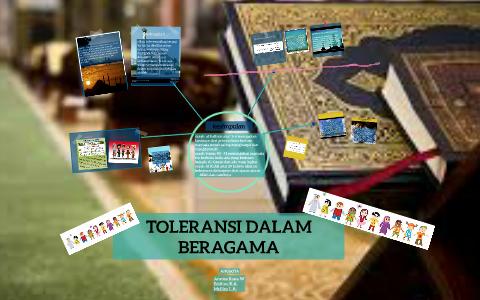 Toleransi Dalam Beragama By Meiliza Arifin On Prezi