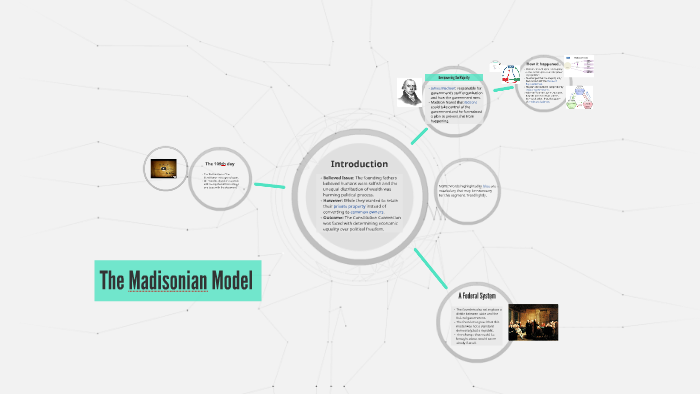 Why At Least One Madisonian Has To >> The Madisonian Model By Faith Kaleel On Prezi