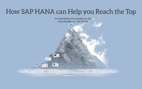 SAP HANA Presentation by Giovanni Kannatt on Prezi