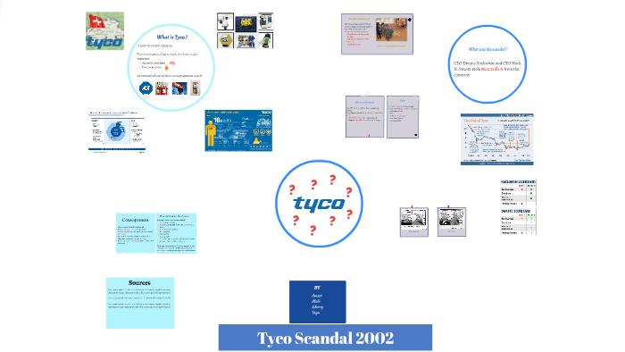 tyco international ltd scandal