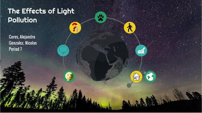 Light Pollution & Its Effects on the Economy