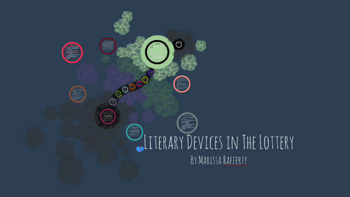 Literary Devices In The Lottery By Marissa Rafferty On Prezi