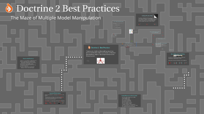 Doctrine 2 Best Practices by Kevin Steinmetz on Prezi