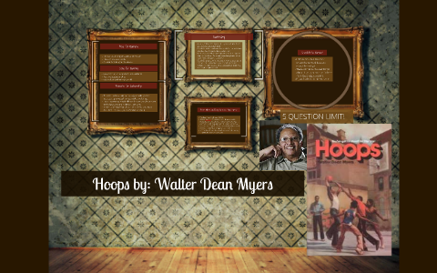 hoops by walter dean myers review