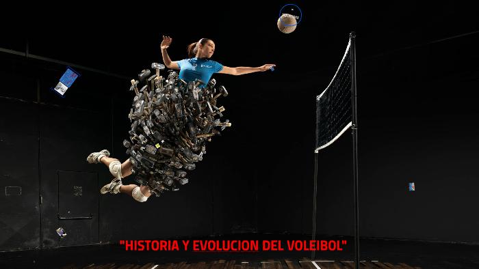 Historia Y Evolución Del Voleibol By Fernando Guzmán Almonte